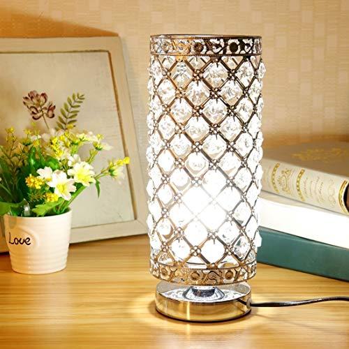 Zaklamp Crystal Table Lamp Dining Room Living Room decoratieve kunst tafellamp Task Light for Room