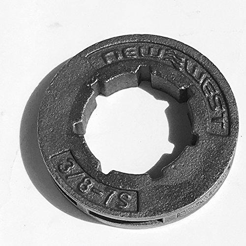 Gratis verzending van hoogwaardige kleine kettingwiel/koppeling schijf voor ZENOAH benzine kettingzaag G4500/5200/5800/6200 aftermarket vervanging