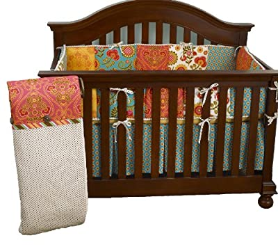 Cotton Tale Designs Gypsy 4 Piece Crib Bedding Set by Cotton Tale Designs