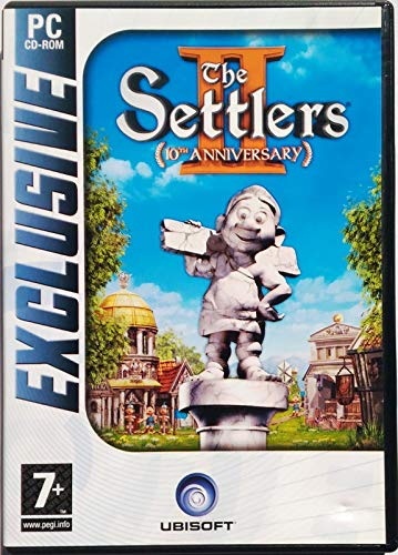 Ubisoft The settlers 2: 10th Anniversary Edition, PC