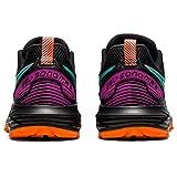 ASICS Gel-Sonoma 6, Zapatillas para Correr Mujer, Black Baltic Jewel, 38 EU