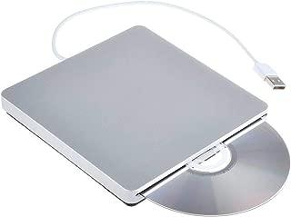 YP DVD/CD Burner External Slot-in Drive DVD VCD CD RW Player Burner Superdrive for Apple MacBook Pro Air iMac