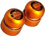 XMI X-Mini Max - Altavoces portátiles estéreo, naranja