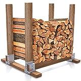 Firewood Storage Indoors