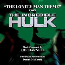The Lonely Man Theme - From The Incredible Hulk