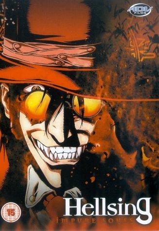 Hellsing - Vol. 1 - Episodes 1-3