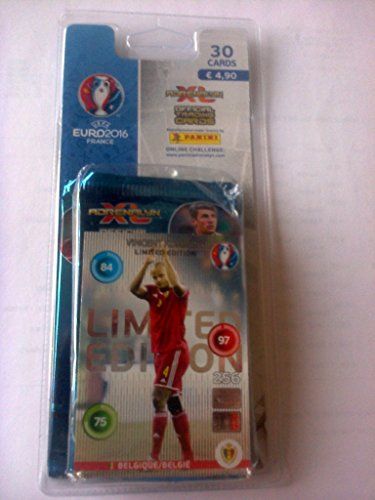 Panini UEFA Euro 2016 Adrenalyn Blister mit 5 Booster