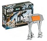 Revell Star Wars AT-Act Walker, Kit de Plug-in Simple con luz y Sonido. armar y Jugar (6754)(06754), 21,7 cm de Largo