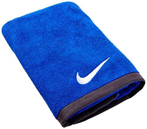 Nike Fundamental Toalla, Unisex Adulto, Multicolor (Roy/Whi), Única