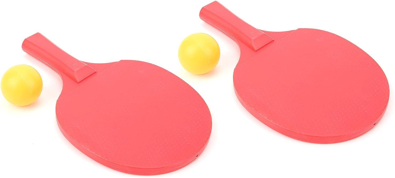 FOLOSAFENAR Entrenador de Tenis de Mesa, Dispositivo de -Pong de Eje Suave elástico Entrenador de Rebote de Tenis de Mesa Suave Conveniente para la interacción Entre e Hijos