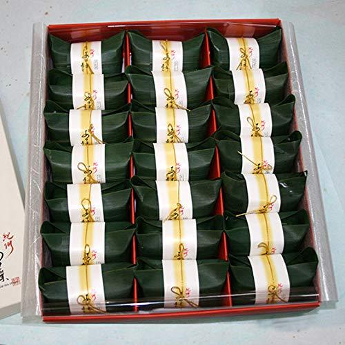 紀州 あせ葉寿司 化粧箱 3種21個入り 鯖 14個 鯛 4個 鮭 3個 笹一 爽やかなあせの葉の香り 南高梅のまろやかな酸味 素材の味を引き立てて 豊かな味わいに