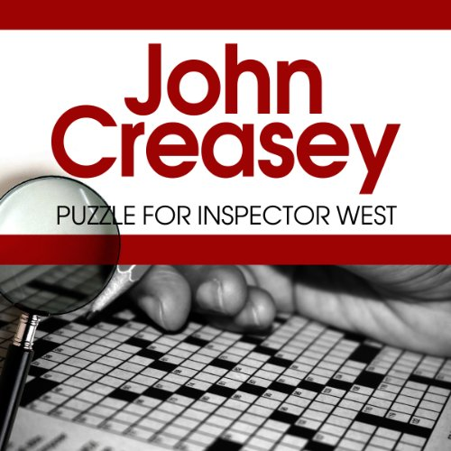 Puzzle for Inspector West cover art