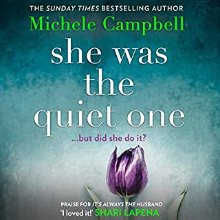 She Was the Quiet One cover art