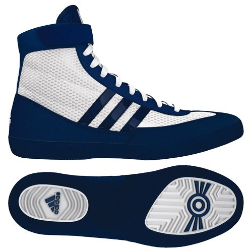 adidas COMBAT SPEED 4 WRESTLING SHOES (AQ3322) (27.5cm(MENS 9.5)) [並行輸入品]