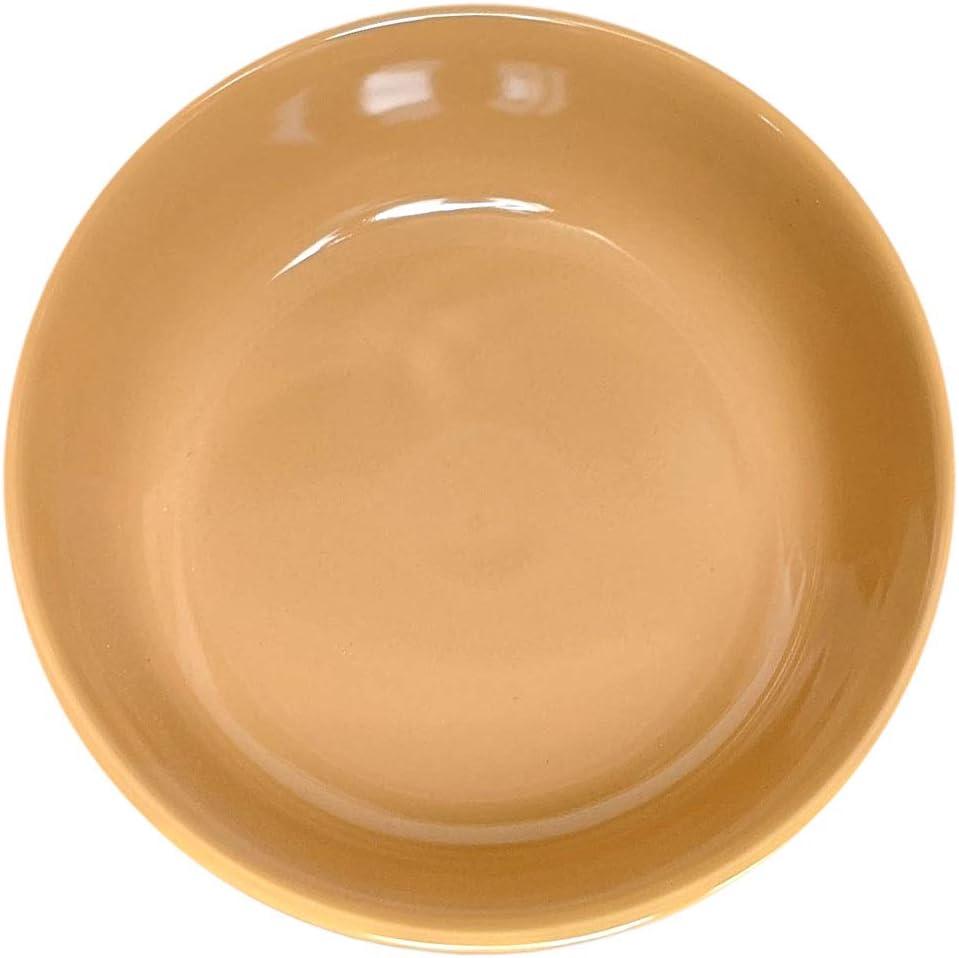 Superwhite Porcelain Crockery Sets Oval Pie Bowl//Dish 15cm-20cm Traditional Brown Round Singles or Sets Round 18cm