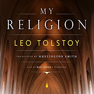 My Religion audiobook cover art