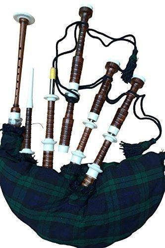 mcwilliams Gran Highland Escocés Gaita con tubo de Stentor (Paquete Starter)