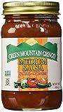 Green Mountain Gringo Salsa, Medium, 16 Oz (Pack of 2)