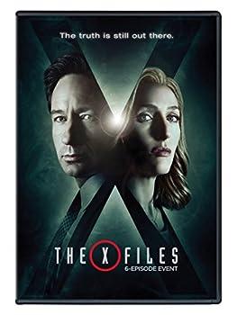 xfiles season 10 dvd