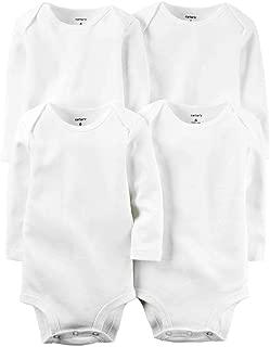 Carter's Baby Boys' White Multi-pk Bodysuits 126g388