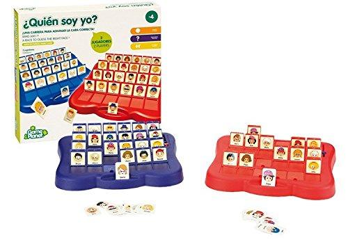 Game Planet - ¿quien soy yo? juego de mesa, talla pequeña