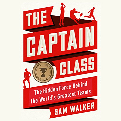The Captain Class audiobook cover art