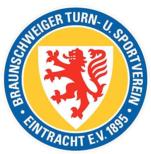 Eintracht Braunschweig Folien Luftballon