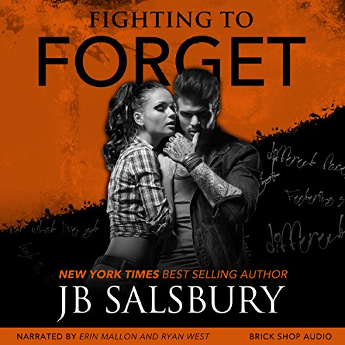 Fighting to Forget audiobook cover art