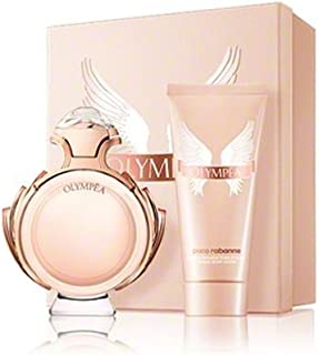 Paco Rabanne Olympea 50Ml Eau De Perfume + 100Ml Body Lotion Gift Set New