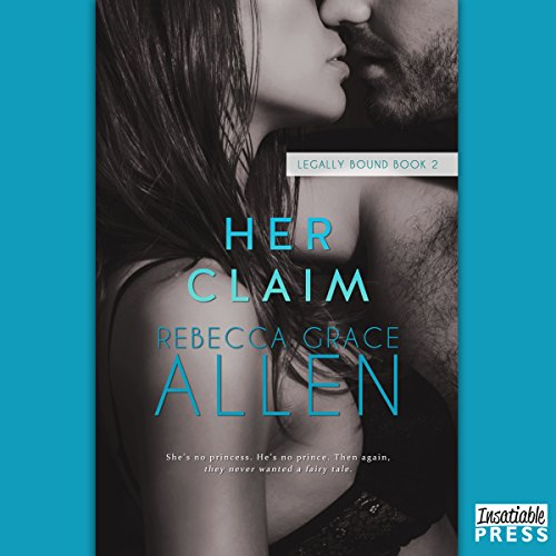Her Claim audiobook cover art