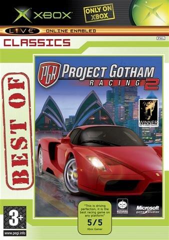 Project Gotham Racing 2 [Importación alemana]
