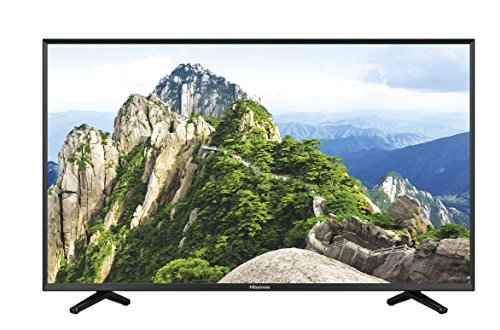 "Hisense LTDN40K220WSEU 40"" Full HD Smart TV Wifi Negro LED TV - Televisor (Full HD, A, 16:9, Negro, 1920 x 1080 Pixeles, Flat)"