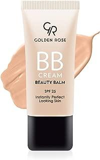 Golden Rose BB Cream with SPF 25, 02-Fair