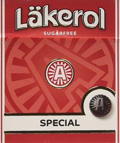 Lakerol Special Menthol Liqorice (24/0.88oz)