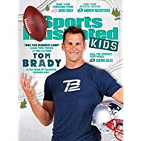 1-Year (12 Issues) of Sports Illustrated Kids Magazine Subscription