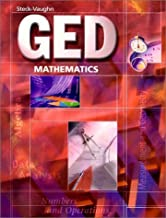 GED Mathematics (Steck-Vaughn Ged Series) by STECK-VAUGHN (July 1, 2001) Paperback 1