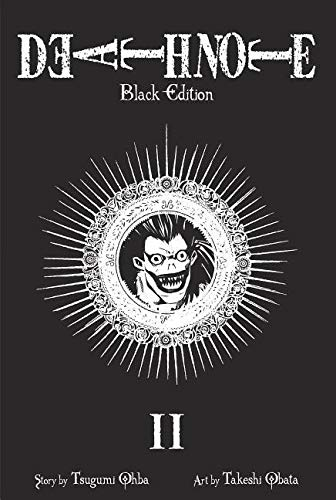 DEATH NOTE BLACK ED TP VOL 02 (C: 1-0-0)