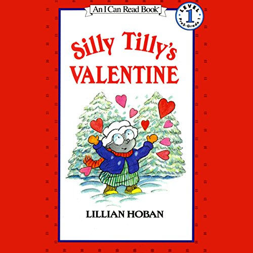Silly Tilly's Valentine audiobook cover art