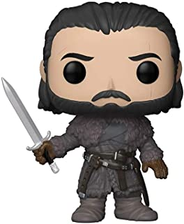 FUNKO POP! TELEVISION: Game of Thrones - Jon Snow (Beyond the Wall)