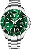 Stuhrling Original Watches for Men - Pro Diver Watch - Sports Watch for Men with Screw Down Crown...
