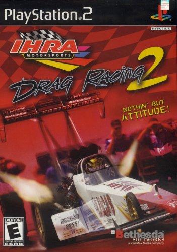 IHRA Motorsports Drag Racing 2 (PlayStation 2)