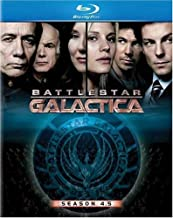 battlestar galactica season 4.5 blu ray