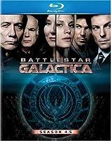 Battlestar Galactica: Season 4.5 [Blu-ray] [Import]