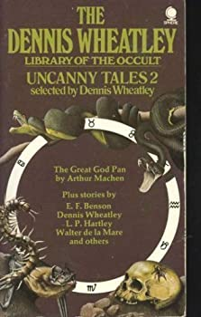 Uncanny Tales 2 0722190379 Book Cover