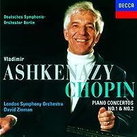 CHOPIN: PIANO CONCERTOS NOS.1,2 by ASHKENAZY (2009-05-20)