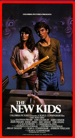 The New Kids [VHS]