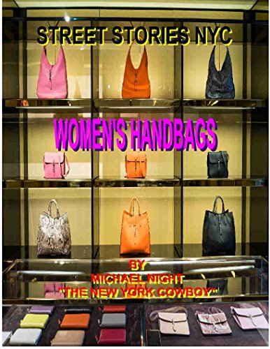 Street Stories NYC Women's Handbags (English Edition)