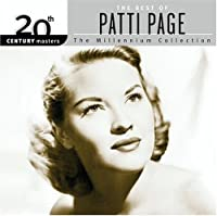 Millennium Collection, The [Us Import] by Patti Page (2003-03-04)