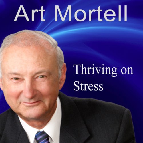 Thriving on Stress cover art