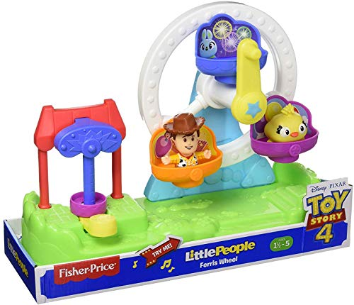 Toy Story Disney 4 Ferris Wheel by Little People